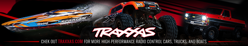 Visit Traxxas at https://traxxas.com