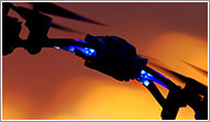 LaTrax Alias Quad-Rotor Heli (#6608) Lighting