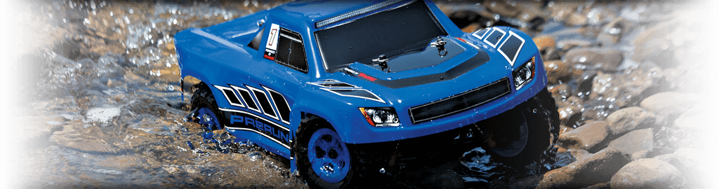 Desert Prerunner (#76064-5) Action (Blue)
