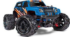 LaTrax Teton: 1/18 Scale 4WD Electric Monster Truck