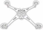 Main frame (white)/ 1.6x5mm BCS (self-tapping) (4)