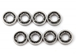 Bearings, 3x6x2mm (8)
