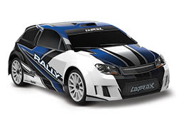 LaTrax® Rally: 1/18 Scale 4WD Electric Rally Racer
