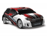 RED LaTrax® Rally: 1/18 Scale 4WD Electric Rally Racer