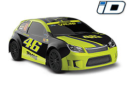 LaTrax® Rally: 1/18 Scale 4WD Electric Rally Racer with Officially Licensed Painted Body