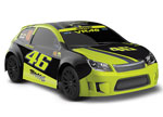 VR46 LaTrax® Rally: 1/18 Scale 4WD Electric Rally Racer with Officially Licensed Painted Body