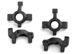 Caster blocks (c-hubs) (2)/ steering block (2)