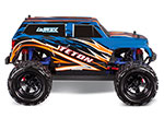 BlueX LaTrax® Teton: 1/18 Scale 4WD Electric Monster Truck