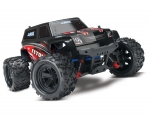 Red LaTrax Teton: 1/18 Scale 4WD Electric Monster Truck